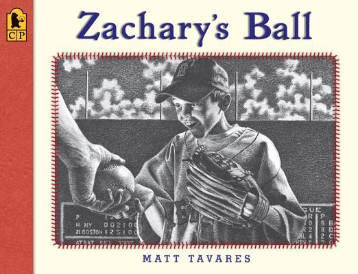 Zachary's Ball By Tavares, Matt/ Tavares, Matt (ILT)